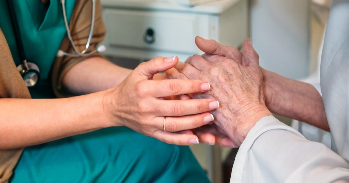 Compassionate care for elderly patients
